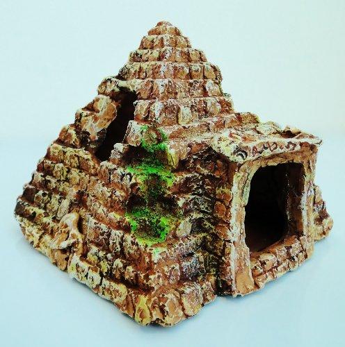 Fish Tank Ornament Pyramid