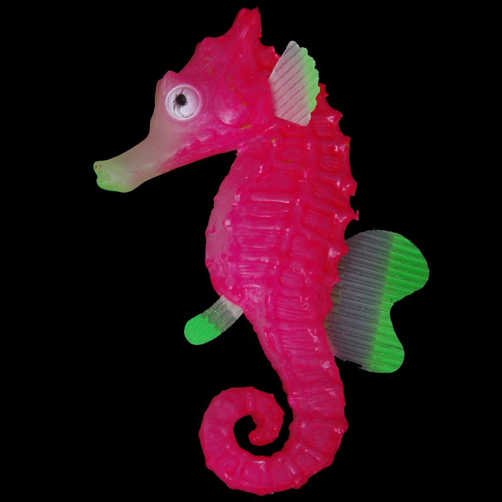 Fish Tank Ornament Floating Seahorse