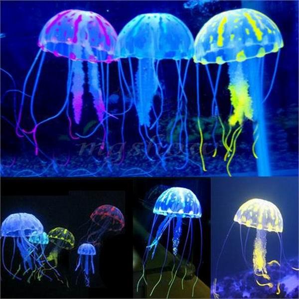 Glow In The Dark Aquarium Decorations