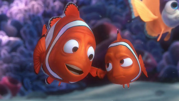 What would 'Finding Nemo' be like if it was accurate? Disturbing, apparently.
