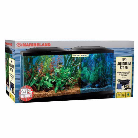 50 55 60 gallon fish tanks aquariums stands kits for 30 gallon fish tank kit