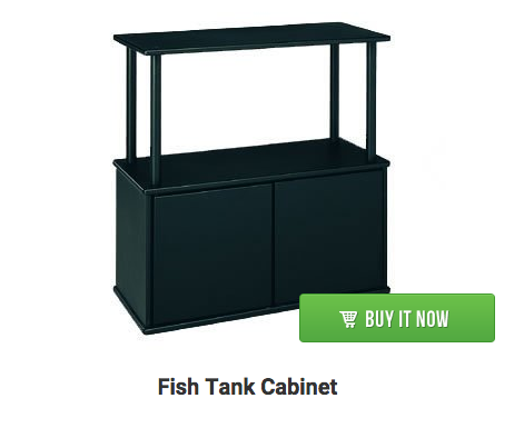 fish tank cabinets