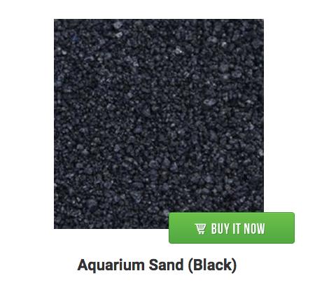 aquarium-sand